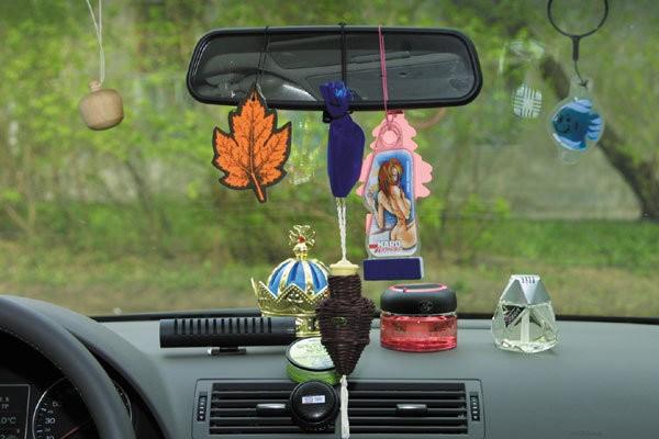 Ароматизатор своими руками в автомобиль
